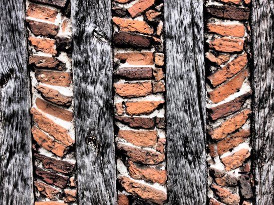16th Century Brickwork