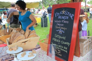 Polestar Hearth bread in the community