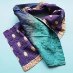 Image: Kantha sari scarf
